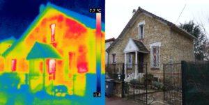 recherche fuite thermique auvergne
