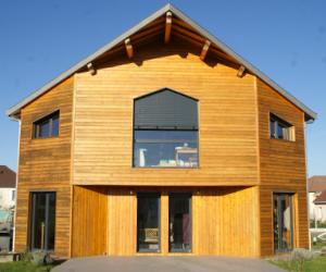 Construction bioclimatique